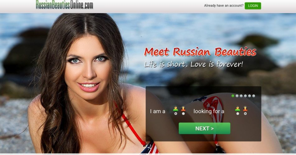 Russian Beauties Online Dating Site Post Thumbnail