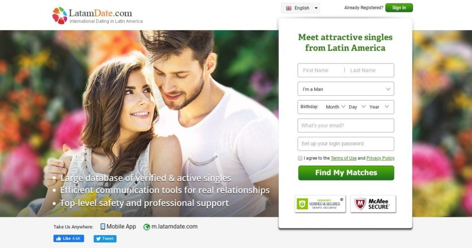 Latam Date Dating Site Post Thumbnail